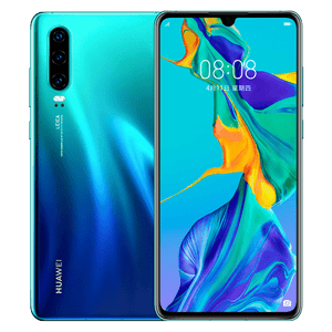 Original Huawei P30 Mobile Phone 6.1 inch OLED Screen 8GB 64GB Kirin 980 Octa Core Android 9.1 NFC 3650mAh IP53 - thegsnd