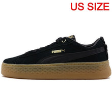 Load image into Gallery viewer, Original New Arrival 2018 PUMA Smash Platform Frill Women's  Skateboarding Shoes Sneakers - thegsnd