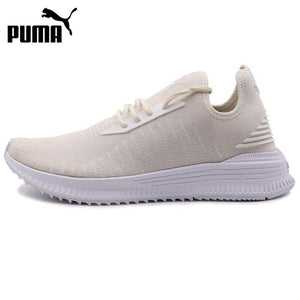 Original New Arrival  PUMA AVID evoKNIT Men's Skateboarding Shoes Sneakers - thegsnd