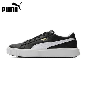 Original New Arrival  PUMA Breaker LTHR Men's Skateboarding Shoes Sneakers - thegsnd