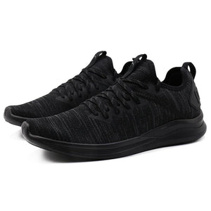 Original New Arrival  PUMA IGNITE Flash evoKNIT Men's Running Shoes Sneakers - thegsnd