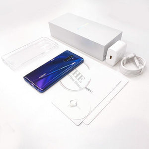 Original OPPO Reno Ace 90HZ Game Screen Support NFC Google Play Global ROM OTG 8GB 128GB 48.0MP 65W VOOC WIFI Mobile Smart Phone - thegsnd