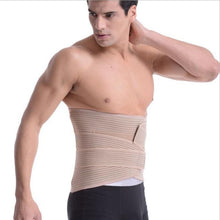 Load image into Gallery viewer, Orthopedic Back Support Belt Men Women Corset Back Support Belt Faja Lumbar Support Belt Back Pain Medical Belt Size XXL - thegsnd