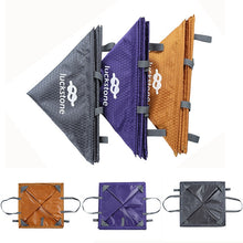 Load image into Gallery viewer, Outdoor Cube Shaped Throw Line Storage Bag Folding Triangle Climbing Tree Weight  Camping Hiking Pockets Multi tools - thegsnd
