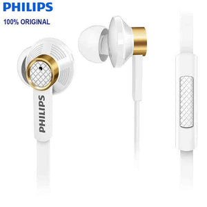 Philips Original Tx2 HiRes Earphone HIFI Fever Earbuds Ear Noise Canceling earphones For Huawei xiaomi Phone - thegsnd
