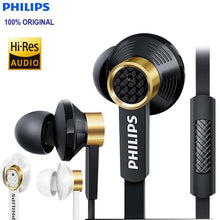 Load image into Gallery viewer, Philips Original Tx2 HiRes Earphone HIFI Fever Earbuds Ear Noise Canceling earphones For Huawei xiaomi Phone - thegsnd