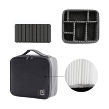 Load image into Gallery viewer, Professional Women Cosmetic Case Brushes Makeup Bag Waterproof Travel Pouch convenience - thegsnd