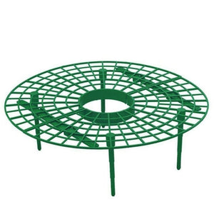 Quality 10Pcs Plant Plastic Tool Strawberry Growing Circle Support Rack Farming Frame Gardening Vine - thegsnd