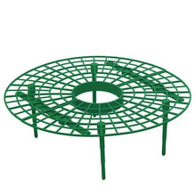 Load image into Gallery viewer, Quality 10Pcs Plant Plastic Tool Strawberry Growing Circle Support Rack Farming Frame Gardening Vine - thegsnd