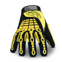 Load image into Gallery viewer, Rigger Gloves Clutch Gear Cut Resistant Cut Proof Anti Impact Resistance Mechanics Work Gloves - thegsnd