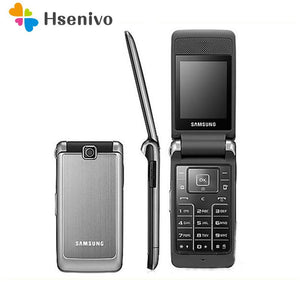 S3600 Original Unlocked Samsung S3600 1.3MP Camera GSM 2G Russian Keyboard support Flip Cell Phone - thegsnd