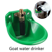 Load image into Gallery viewer, Sheep Copper Valve Automatic Water Bowl Sheep Pig Water Drinker Animals Drinking Tool Touch Big Poultry Farm Tools 10 Pcs - thegsnd