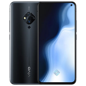 "Stock New Vivo S5 Smart Phone Android 9.0 4G LTE Snapdragon 712 6.44"" Super Amoled 8GB RAM 128GB ROM 48.0MP Fingerprint Face ID - thegsnd"