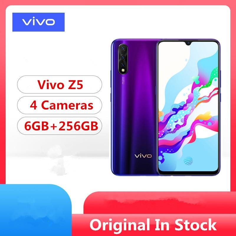 Stock Newmodel Vivo Z5 Smart Phone Snapdragon 712 Android 9.0 6.38