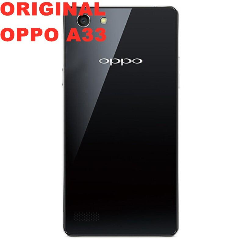 Stock Original Oppo A33 4G LTE Mobile Phone Android 5.1 2GB RAM 16G ROM Snapdragon 410 5.0