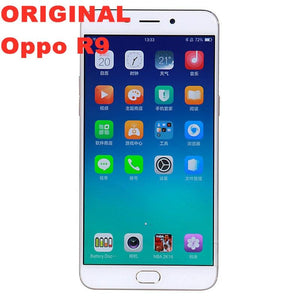"Stock Original Oppo R9 4G LTE Smart Phone MTK6755 Octa Core Android 5.1 5.5"" IPS 1920x1080 4GB RAM 64GB ROM 16.0MP Fingerprint - thegsnd"