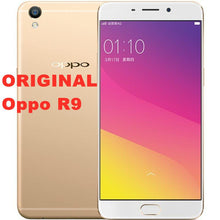 "Load image into Gallery viewer, Stock new Original Oppo R9 4G LTE Mobile Phone Octa Core Android 5.1 5.5"" IPS 1920x1080 4GB RAM 64GB ROM 16.0MP Fingerprint - thegsnd"