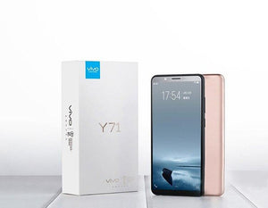 "Stock new Vivo Y71 4G LTE Mobile Phone Android 8.1 Snapdragon 425 5.99"" 1420X720 3G RAM 32G ROM 13MP Face Wake AI Selfie - thegsnd"