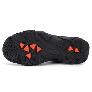 Summer Men Outdoor Sneakers Breathable Hiking Shoes Men Women Outdoor Hiking Sandals Men Trekking Trail Water Sandals Big Size - thegsnd