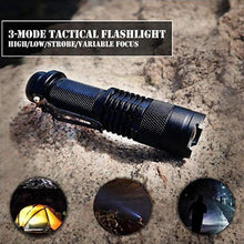 Load image into Gallery viewer, Survival Kit 40-in-1 Outdoor Tactical Tools Emergency Kit First Aid Kit Flashlight Knife Tactical Pen for Camping Hiking Hunting - thegsnd