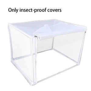 Tool Growing Vegetable Protective Winter Warm Seedling Waterproof Garden Plant Outdoor Insect-proof Greenhouse Cover Mini Shield - thegsnd
