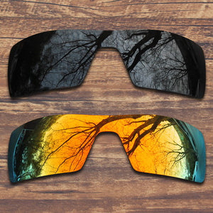 ToughAsNails Polarized Replacement Lenses for Oakley Oil Rig Sunglasses - Multiple Options - thegsnd