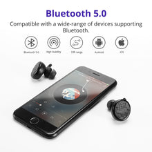 Load image into Gallery viewer, Tronsmart Spunky Buds Bluetooth Earphones IPX5 Waterproof Wireless Earphones with Bluetooth &Microphone Stereo for Phones - thegsnd
