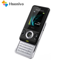 Load image into Gallery viewer, W205 100% Original Unlocked Sony Ericsson W205i Mobile Phone 1.8'inch 2G Bluetooth FM Unlocked Cell Phone - thegsnd