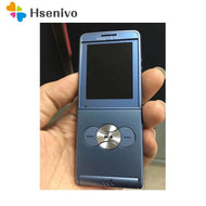 W350 100% Original Unlokced Sony Ericsson W350C Mobile Phone 2G Bluetooth 1.3MP Camera FM Unlocked Cell Phone - thegsnd