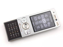 Load image into Gallery viewer, W715 100% Original Unlocked Sony Ericsson W715 Slide Mobile Phone 3G Bluetooth FM Unlocked Cell Phone - thegsnd