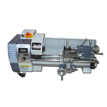 Load image into Gallery viewer, WM210V Brushless motor lathe household lathes Variable Speed Mini Metal Lathe Machine WM210V Small Bench lathe 220v/110v 850W-Lathe Machine-thegsnd-thegsnd