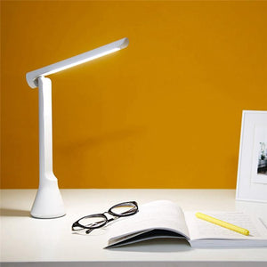 Yeelight Folding USB Rechargeable 200lm 3700K Ra90 LED Table Desk Lamp Dimmable Eye-protect Dimming Night Lamps Portable - thegsnd