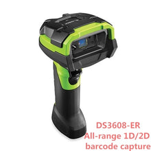Load image into Gallery viewer, ZEBRA DS3608 1d 2d qr bar code barre usb zebra hand qrcode ULTRA-RUGGED barcode scanner - thegsnd