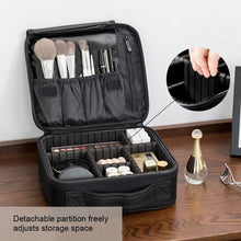 Load image into Gallery viewer, Zipper Makeup Bag High Quality Cosmetic Bag Women Waterproof Portable Travel Wash Bag Multifunction Organizer For Toiletry Kit - thegsnd