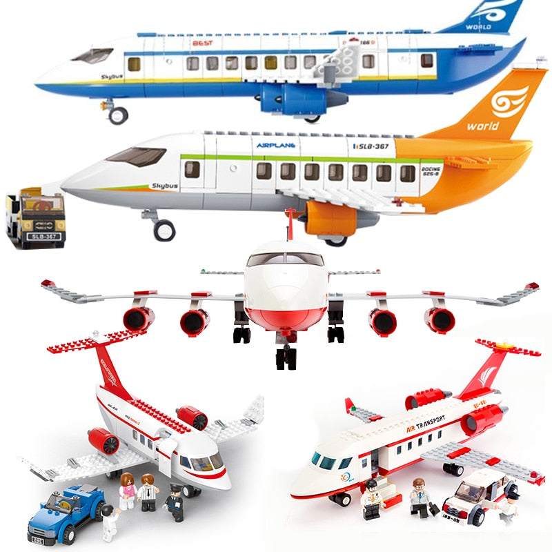 compatible legoed city plane Airplane sets friends Airport