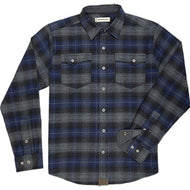 Riley Mid Flannel Shirt-Adult Products-Lake Country Ranch-thegsnd
