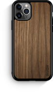 Slim Wooden Phone Case (American Black Walnut)-Adult Products-WUDN-thegsnd