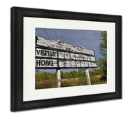 Framed Print, Baseball Wooden Scoreboard-Framed Print-Ashley Art Studio-thegsnd