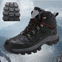 Load image into Gallery viewer, men Hiking Shoes Professional Waterproof Hiking Boots Tactical Boots Outdoor Mountain Climbing Sports Sneakers Boots for Hunting - thegsnd