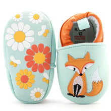Load image into Gallery viewer, [simfamily]Kid Girls Boy First Walkers Soft Infant Toddler Shoes Cute Flower Soles Crib Shoes Footwear for Newborns baby shoes 1 - thegsnd