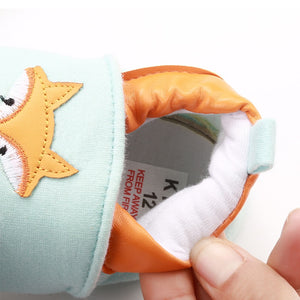 [simfamily]Kid Girls Boy First Walkers Soft Infant Toddler Shoes Cute Flower Soles Crib Shoes Footwear for Newborns baby shoes 1 - thegsnd