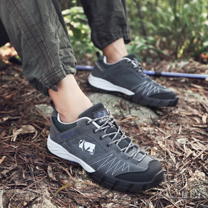 summer Breathable Men Hiking Shoes  Mesh Outdoor Men Sneakers Climbing Shoes Men Sport Shoes Quick-dry Water Shoes#g2 - thegsnd
