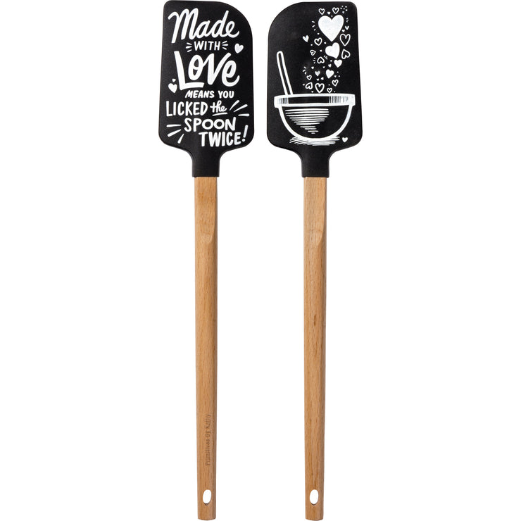 Spatula - Love Means