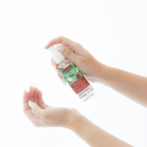 Cherry Coconut Scented Hand Sanitizer