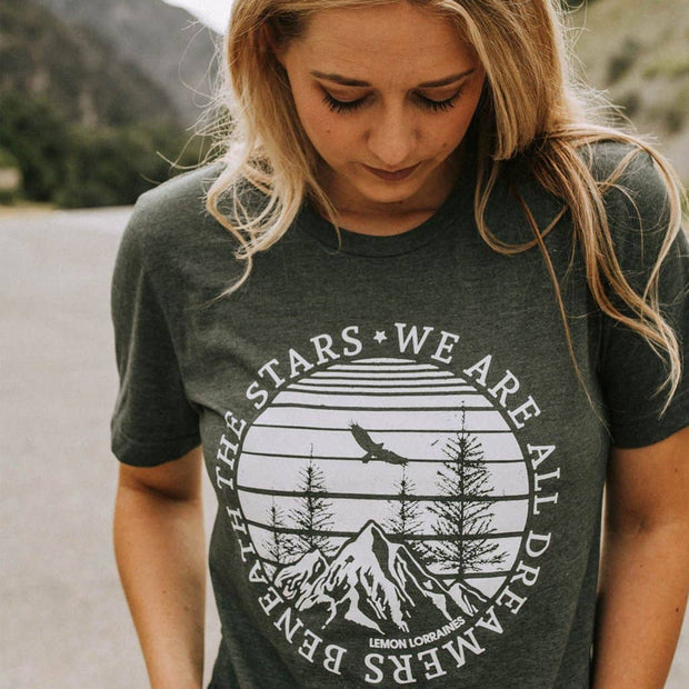 We Are All Dreamers Graphic Tee