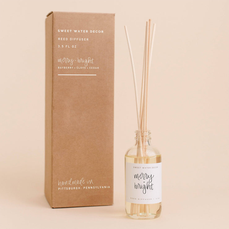 Reed Diffuser - Merry and Bright