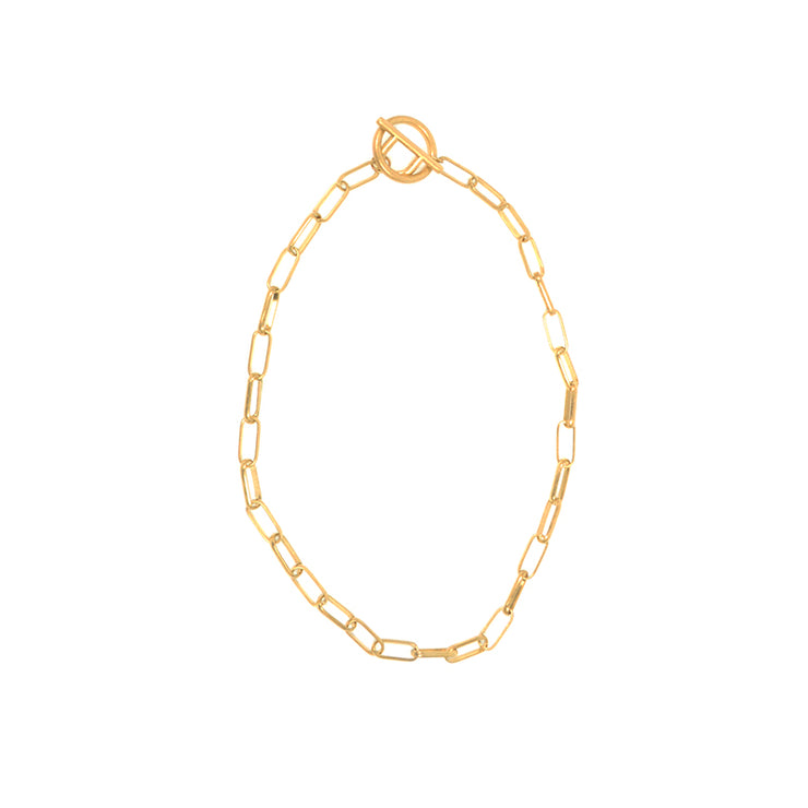 Chain Toggle Necklace