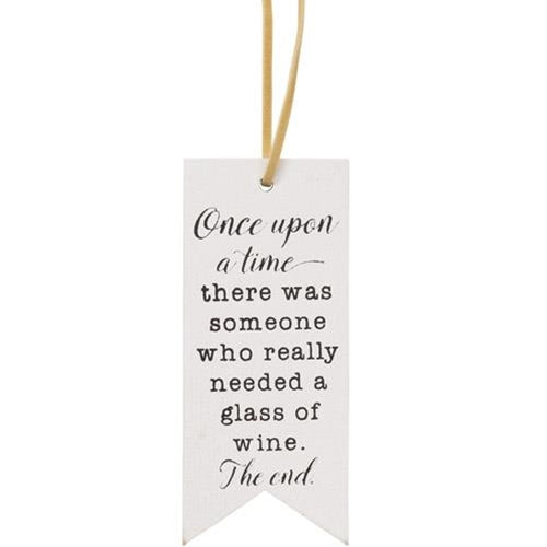 """Because Kids"" Wine Tags - Set of 3"