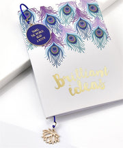 Peacock Bookmarks