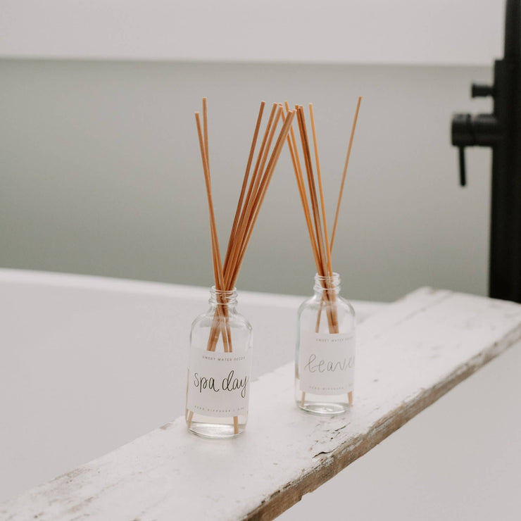 Reed Diffuser - Leaves